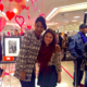 Lynzee Jablonka and Ashley Marshall-Seward at Macy's