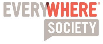 Everywhere Society Influencer Network Logo