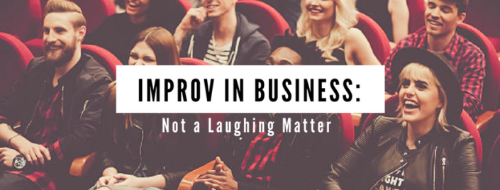 Improv in business